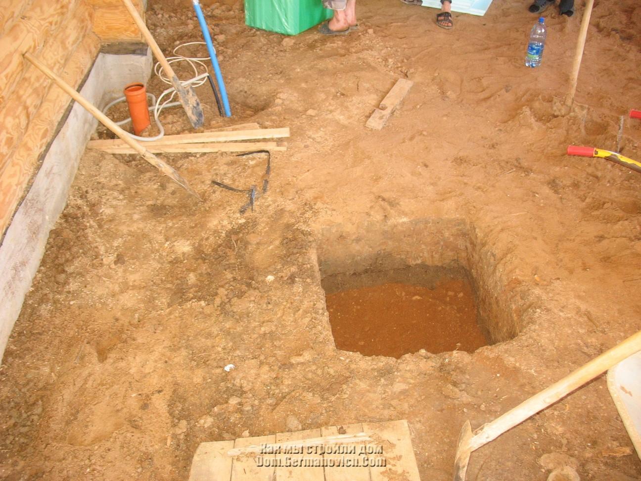 Как грамотно сделать яму под туалетом на даче. DRIVE 2 39