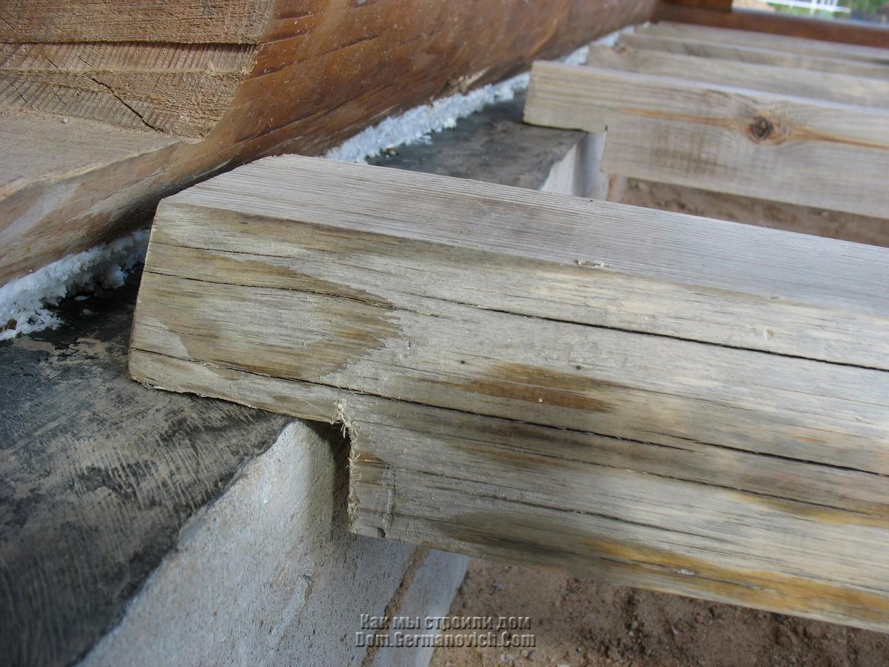 Столбчатый фундамент. Строим крепкую основу для 25