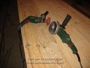 Насадки для браширования древесины