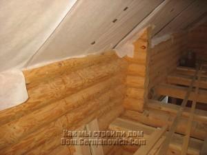 Крыша течет даже на ровной плоскости