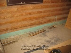 Подвод водопровода и канализации к кухонной мойке