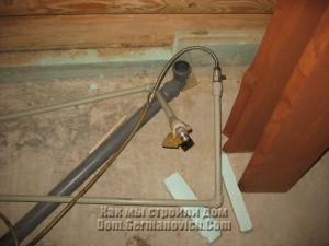 Подключение компрессора к водопроводу