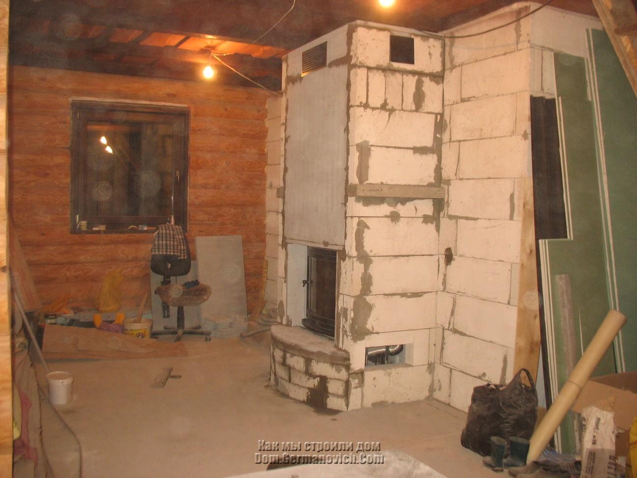 чем заделывают щель между дымоходом и стеной